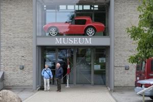 Bo  Fototur til Ole Sommer Automobil Museum