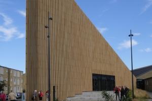 Bo   Fototur til Tingbjerg Bibliotek