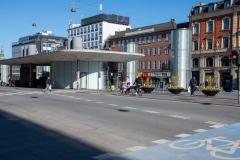Nørreport. Foto: Bjarne Damsgaard