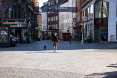 Købmagergade ved Rundetårn. Foto: Bjarne Damsgaard