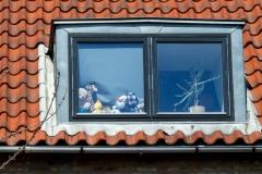 """Dagens """"bamsejagt"""". Foto: Lise Peltola"""