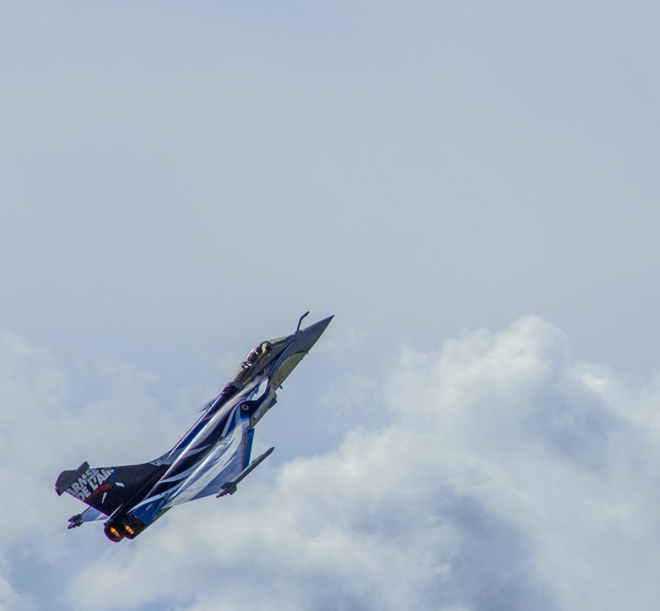 Raising Falcon. Foto: Lars Laursen.