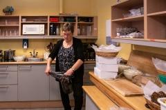RIsalamande og kager er klar. Foto: Karen Bjerggaard