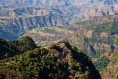 Etiopien Simienbjergene. Foto: Lise Peltola