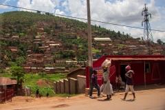 Rwanda, Kigali. Foto: Lise Peltola