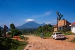 Rwanda, Ruhengeri. Foto: Lise Peltola