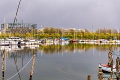 Fiskerihavnen. Foto: Lise Peltola