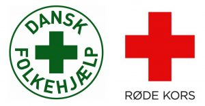 Dansk Folkehjælp og Røde Kors