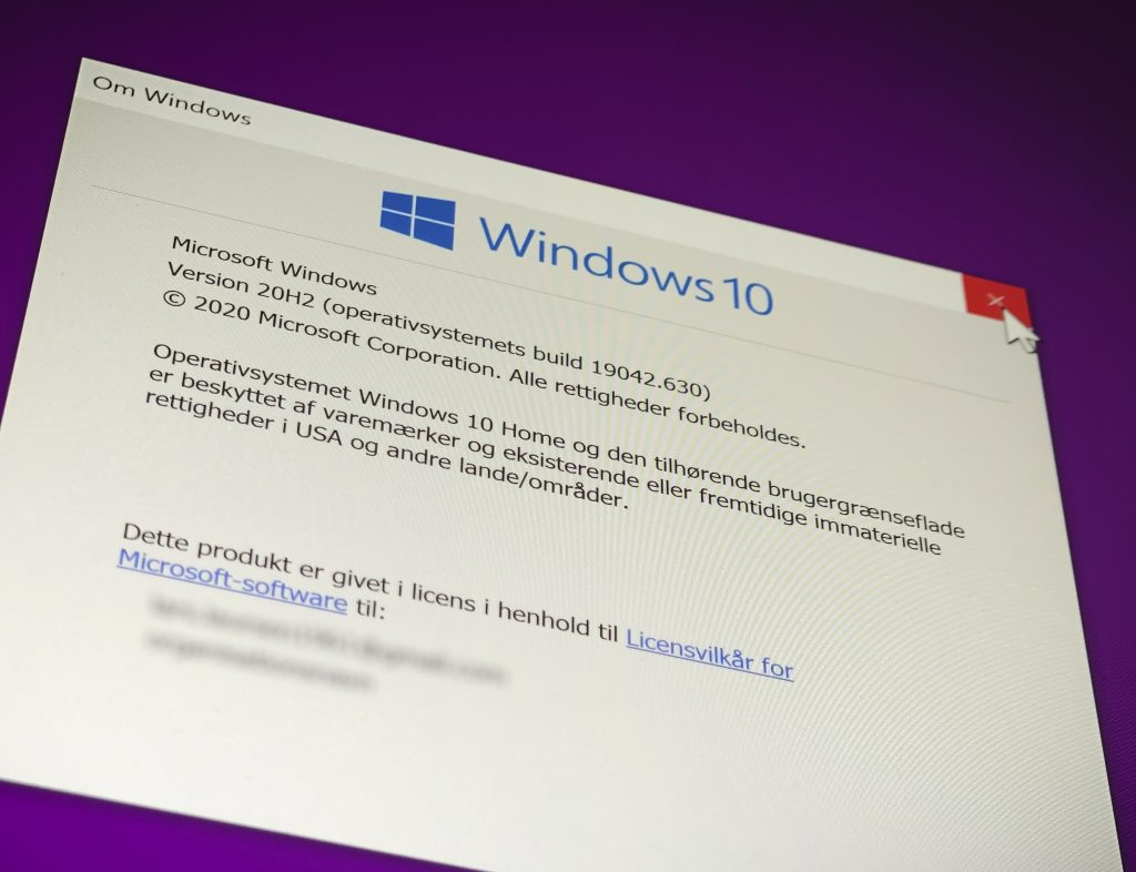 Den nye Windows 10 October 2020 Upgrade - version 20H2 – Hvad er nyt?