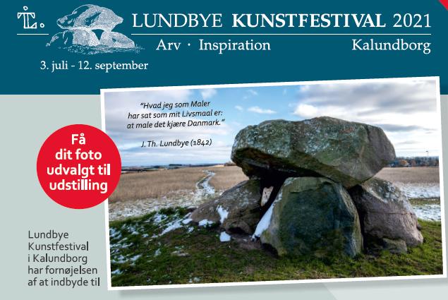 """Fotokonkurrencen """"Det Kjære Danmark""""."""