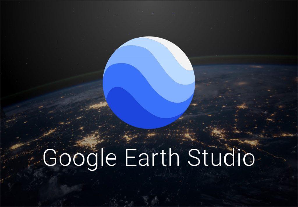 Den geospaitale videoanimeringstjeneste Google Earth Studio.